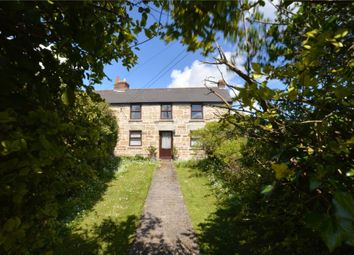 Thumbnail 3 bed end terrace house for sale in Fore Street, Ashton, Helston, Cornwall