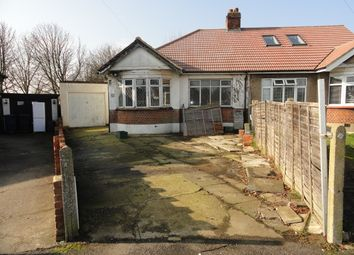Thumbnail 3 bed semi-detached bungalow for sale in Dukes Avenue, Northolt