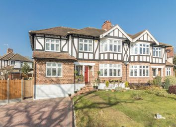 Thumbnail 5 bed semi-detached house for sale in Bower Hill, Epping
