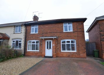Thumbnail 3 bed end terrace house for sale in West Common Crescent, Scunthorpe
