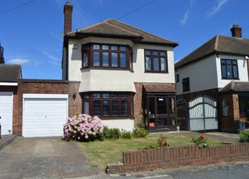 Thumbnail 4 bed detached house for sale in The Ridgeway, Harold Wood, Romford