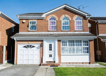 Thumbnail 4 bed detached house for sale in Homewood Drive, Kirkby-In-Ashfield, Nottingham