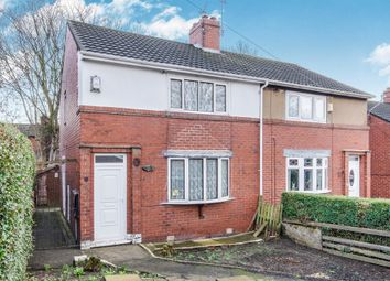 Thumbnail 2 bedroom semi-detached house for sale in Pontefract Road, Lundwood, Barnsley
