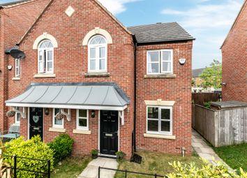 Thumbnail 3 bedroom semi-detached house for sale in Adamson Close, Edgewater Park, Warrington