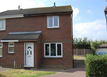 Thumbnail 3 bed semi-detached house to rent in Morello Close, Teynham, Sittingbourne, Kent