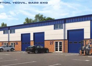 Thumbnail Light industrial for sale in Unit 25, Glenmore Business Park, Challenger Way, Lufton, Yeovil