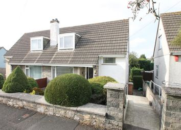 Thumbnail 2 bed semi-detached house for sale in Gower Ridge Road, Plymstock, Plymouth