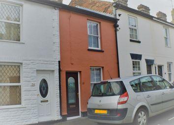 Thumbnail 2 bedroom cottage for sale in Eden Road, Haverhill
