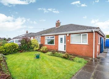 Thumbnail 2 bed bungalow for sale in Scott Road, Lowton, Warrington, Greater Manchester