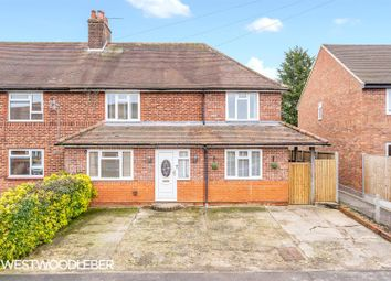 Thumbnail 4 bed semi-detached house for sale in Woodland Road, Hertford Heath, Hertford