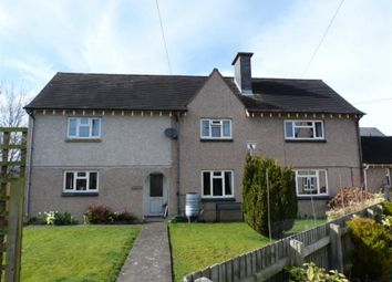 Thumbnail 4 bed semi-detached house for sale in The Marches, Main Street, Main Street, Caersws, Powys