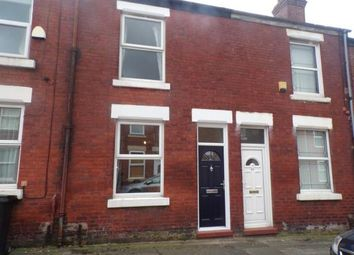 2 bed terraced house for sale in Victoria Road, Offerton, Stockport, Cheshire SK1