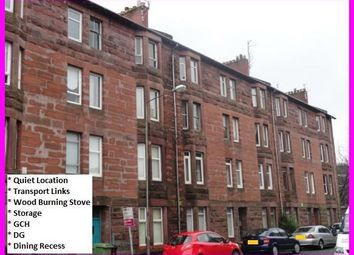 Thumbnail 1 bed flat to rent in 3 Meadowbank Street, Dumbarton
