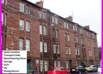 Thumbnail 1 bedroom flat to rent in 3 Meadowbank Street, Dumbarton