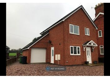 Thumbnail 3 bed detached house to rent in Ways Green, Winsford