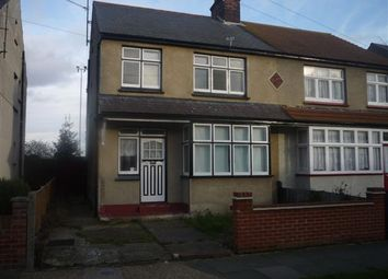 Thumbnail 3 bed terraced house to rent in Park Road, Clacton-On-Sea
