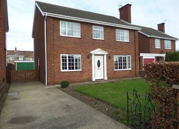 Thumbnail 4 bed detached house for sale in Mount Avenue, Winterton, North Lincolnshire