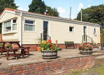 Thumbnail 1 bed mobile/park home for sale in Woodcock Caravan Park, Hampton Loade, Bridgnorth