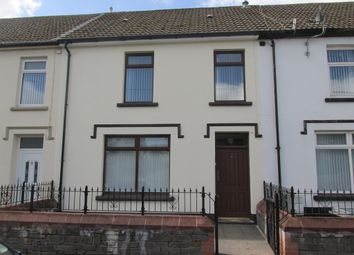 Thumbnail 3 bed terraced house for sale in Pantyscallog Terrace, Pant, Merthyr Tydfil