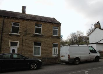 Thumbnail 3 bedroom end terrace house to rent in Huddersfield Road, Brighouse