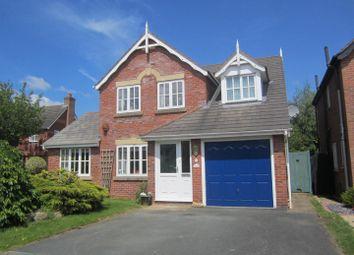 Thumbnail 3 bed property for sale in Eleanor Harris Road, Baschurch, Shrewsbury