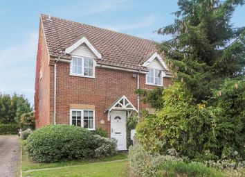 Thumbnail 2 bed terraced house for sale in Back Road, Wenhaston, Halesworth