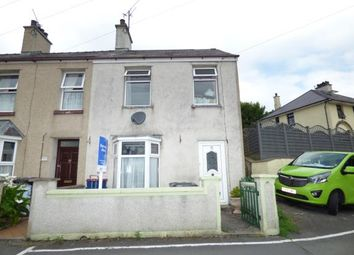 Thumbnail 3 bedroom end terrace house for sale in Longford Terrace, Holyhead, Sir Ynys Mon