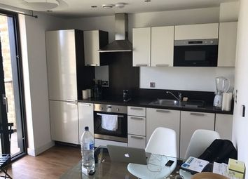 Thumbnail 1 bed flat to rent in Vancouver House, Canada Water, London