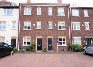 Thumbnail 3 bed town house for sale in Meadow Hill Drive, Wordsley, Stourbridge
