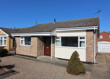 Thumbnail 3 bed detached bungalow for sale in Jellicoe Avenue, South Oulton Broad