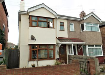 Thumbnail 3 bed semi-detached house for sale in Harrow Road, Clacton-On-Sea