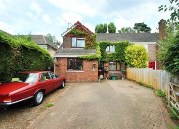 4 bed semi-detached house for sale in College Crescent, College Town, Sandhurst, Berkshire GU47