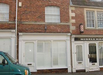 Thumbnail 1 bed flat to rent in Duke Street, Trowbridge, Wiltshire