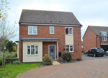 Thumbnail 3 bed detached house for sale in St. Thomas Way, Rugeley