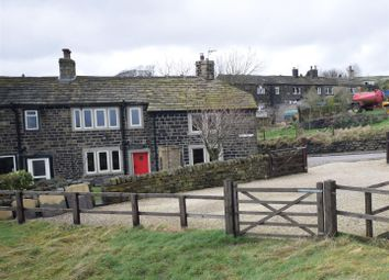 Thumbnail 3 bed cottage for sale in Field View Cottage, 34 Kell Butts, Wainstalls, Halifax
