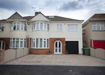 Thumbnail 6 bedroom semi-detached house for sale in Downleaze, Downend