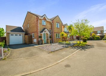 Thumbnail 4 bed detached house for sale in Pen Y Groes, Oakdale, Blackwood