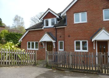 Thumbnail 2 bedroom semi-detached house to rent in Lion Lane, Haslemere, Surrey