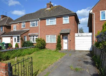 Thumbnail 2 bed semi-detached house for sale in Oaken Grove, Newbury, Berkshire