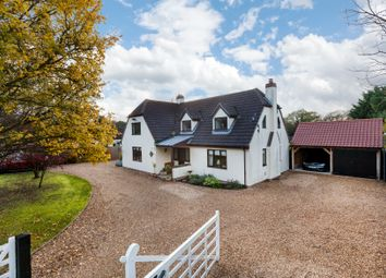 Thumbnail 4 bed detached house for sale in Cutting Road, Abington, Cambridge