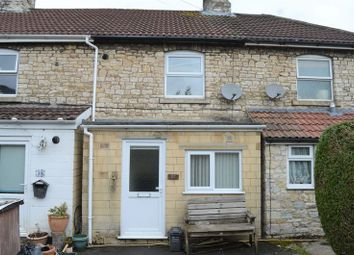 2 bed terraced house for sale in Carlingford Terrace, Radstock BA3
