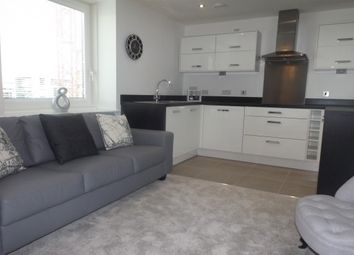 Thumbnail 1 bed flat to rent in Pendeen House, Prospect Place, Cardiff