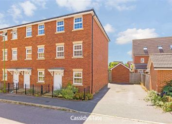 Thumbnail 4 bed end terrace house to rent in The Runway, Salisbury Village, Hertfordshire