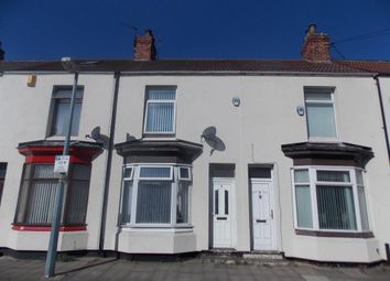 Thumbnail 3 bedroom terraced house for sale in Bow Street, Middlesbrough