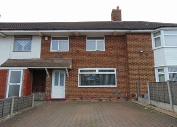 Thumbnail 3 bed terraced house for sale in Ridpool Road, Kitts Green, Birmingham