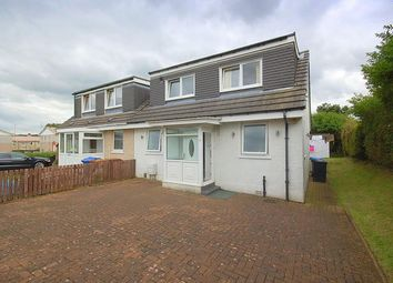 Thumbnail Semi-detached house for sale in 19, Queen Mary Avenue, Clydebank G812Ls
