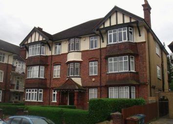 Thumbnail 3 bed flat to rent in Kenton Court, Kenton Road, Harrow