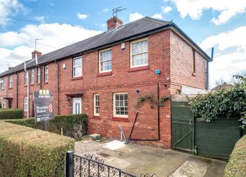 Thumbnail 3 bedroom end terrace house for sale in Asquith Avenue, York