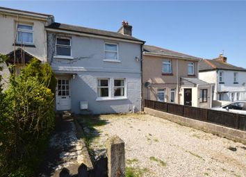 Thumbnail 3 bed terraced house to rent in Newman Road, Saltash, Cornwall