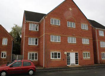 Thumbnail 2 bedroom flat for sale in Ferguson Drive, Tipton